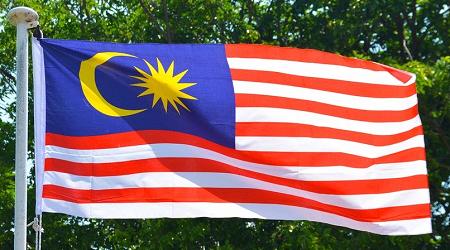 マレーシア 国旗