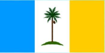 ペナン島の旗