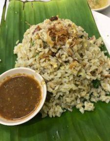 マレーシア料理 チャーハン